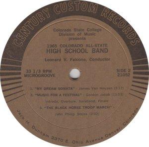 SCHOOL - COLO ALL STATE 21052_0001