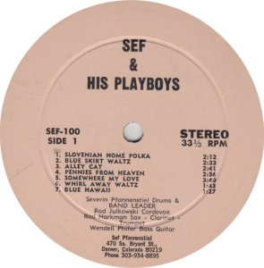 SEF & PLAYBOYS - SEF 100 A (1)