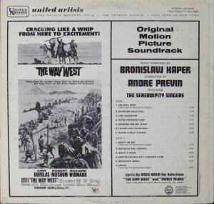 SERENDIPITY SINGERS - UNITED ARTISTS 4149 A (4)