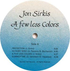 SIRKIS JOHN D