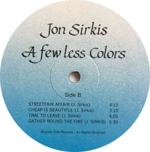 SIRKIS JOHN E