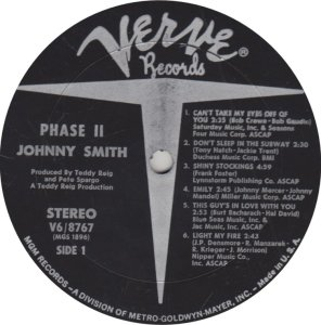 SMITH JOHNNY - VERVE 8767 A (1)