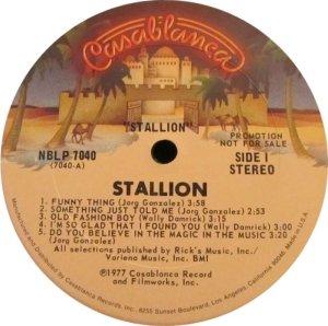 STALLION - CASA LP C