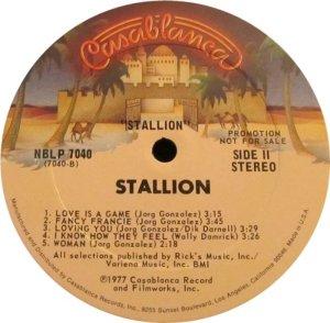 STALLION - CASA LP D