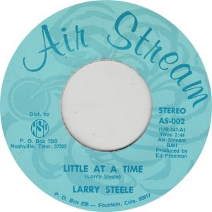 STEELE LARRY - AIR STREAM 2