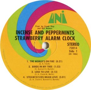 STRAWBERRY ALARM CLOCK LP 03