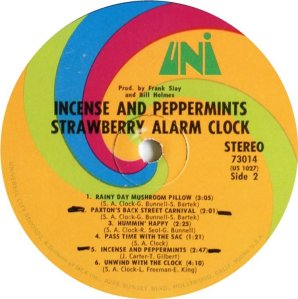 STRAWBERRY ALARM CLOCK LP 04