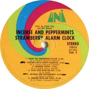STRAWBERRY ALARM CLOCK LP 04