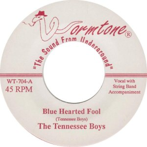 TENNESSEE BOYS - WORMTONE ADD B