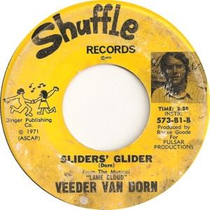 VAN DORN VEEDER - SHUFFLE 573 B