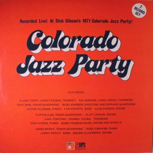 VARIOUS COLO JAZZ PARTY A