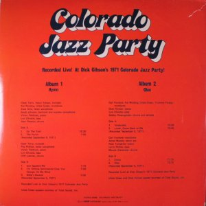 VARIOUS COLO JAZZ PARTY B