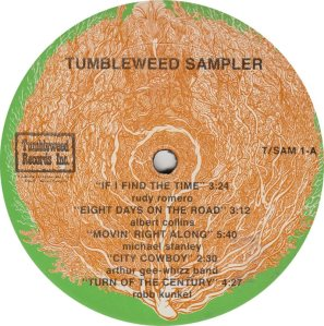 VARIOUS - TUMBLEWEED 1 R