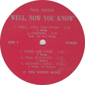 WEIDIG PAUL - WEIDIG REC (3)