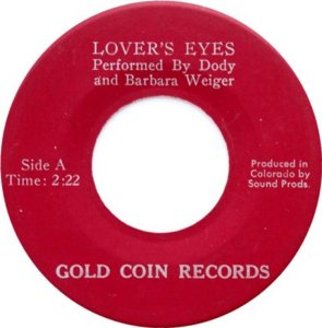 WEIGERS - GOLD COIN SONG FOR AMY