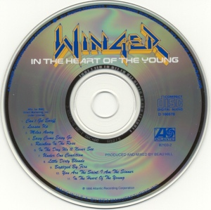 WINGER - ATLANTIC LP 18203 C