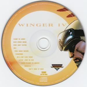 WINGER - FRONTIER LP 305 - WINGER IV B
