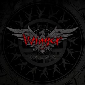 WINGER - FRONTIER LP 429 A