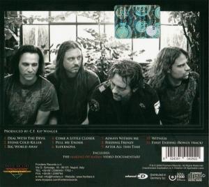 WINGER - FRONTIER LP 429 B