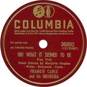 1946 03-16 - #1 6 WEEKS
