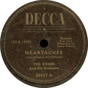 1947 03-15 - #1 11 WEEKS
