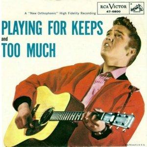 1957 - 02-09 - #1 3 WEEKS PS