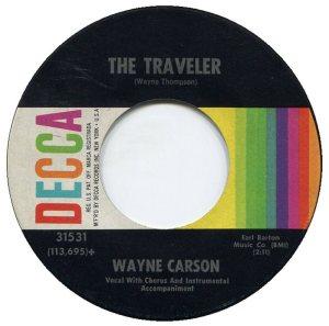 1963 08 CARSON SINGS A