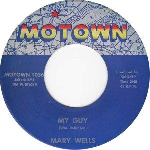 1964 - 05-16 - #1 2 WEEKS PS