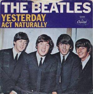 1965 - 10-09 - #1 4 WEEKS PS