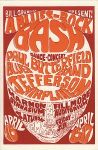 1966 04 - PAUL BUTTERFIELD BLUES BAND FILLMORE AUD SF CA