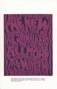 1966 05 - NEW GENERATION FILLMORE AUD SF CA