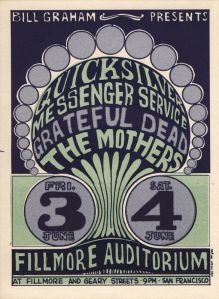 1966 06 - QUICKSILVER FILLMORE AUD SF CA