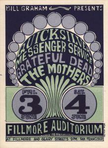 1966 06 - QUICKSILVER FILLMORE AUD SF CA