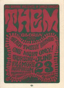 1966 06 - THEM FILLMORE AUD SF CA