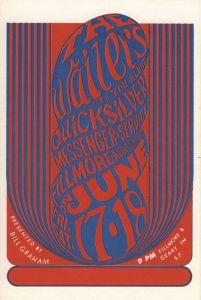 1966 06 - WAILERS FILLMORE AUD SF CA