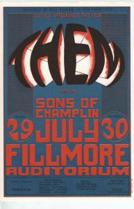 1966 07 - THEM FILLMORE AUD SF CA