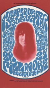 1966 08 - 13TH FLOOR ELEVATORS FILLMORE AUD SF CA
