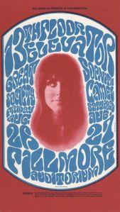1966 08 - 13TH FLOOR ELEVATORS FILLMORE AUD SF CA