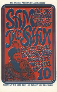 1966 08 - SAM THE SHAM & PHAROAHS FILLMORE AUD SF CA