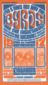1966 09 - BYRDS FILLMORE AUD SF CA