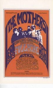 1966 09 - OXFORD CIRCLE FILLMORE AUD SF CA