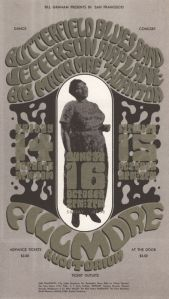 1966 10 - BUTTERFIELD BLUES BAND FILLMORE AUD SF CA
