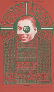 1966 11 - MUDDY WATERS FILLMORE AUD SF CA