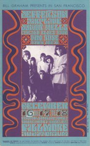 1966 12 - JEFFERSON AIRPLANE FILLMORE AUD SF CA