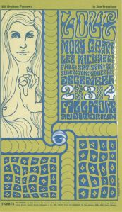 1966 12 - LOVE FILLMORE AUD SF CA