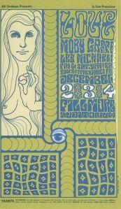 1966 12 - LOVE FILLMORE AUD SF CA