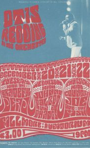 1966 12 - OTIS REDDING FILLMORE AUD SF CA