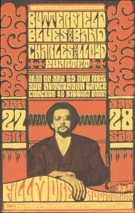 1967 01 - CHARLES LLOYD QUARTET FILLMORE AUD SF CA