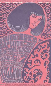1967 01 - YOUNG RASCALS FILLMORE AUD SF CA