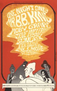 1967 02 - BB KING FILLMORE AUD SF CA